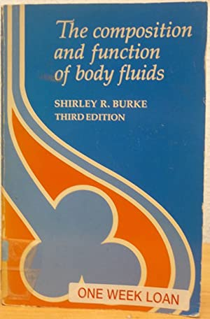 Composition and Function of Body Fluids
