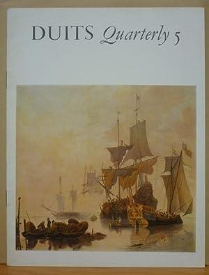 Duits Quarterly 5: Roeland Roghman - A: Duits, Clifford (Editor)