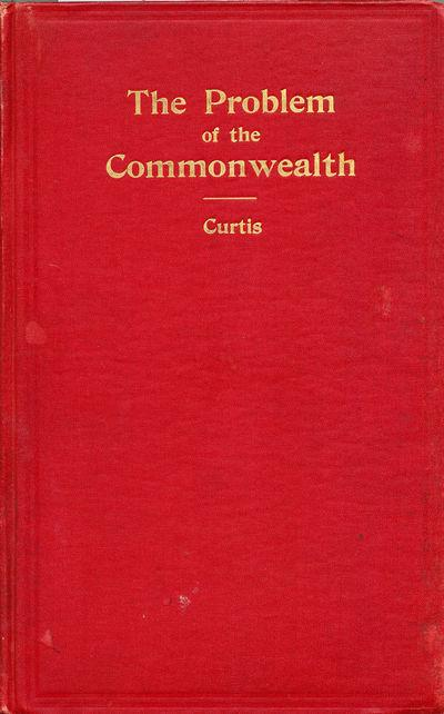 The Problem of the Commonwealth, Curtis, Lionel