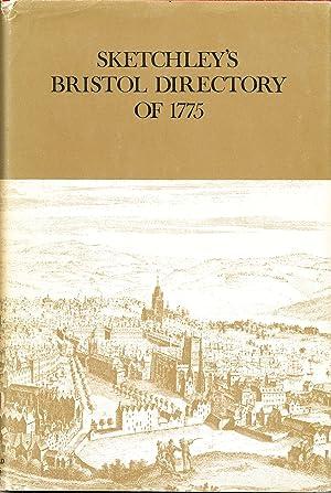 Sketchley's Bristol Directory 1775