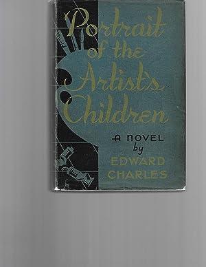 Portrait of the Artist's Children: Charles, Edward