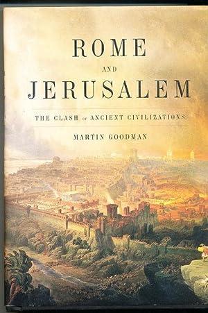 Rome and Jerusalem The clash of Ancient: Goodman, Martin