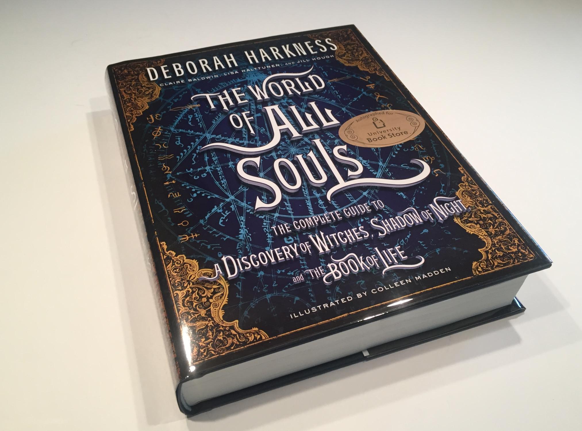 Deborah Harkness Book Of Life