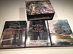 The Lord of the Rings Part One;: Tolkien, J.R.R.