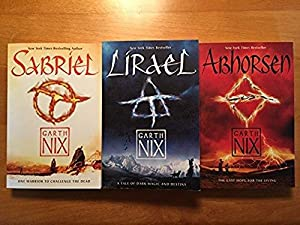 Sabriel (Old Kingdom): Nix, Garth