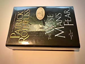 The Wise Man's Fear (Kingkiller Chronicles, Day: Rothfuss, Patrick