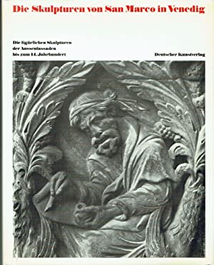 Die Skulpturen von San Marco in Venedig: Wolters, Wolfgang, Demus,