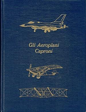 Gli Aeroplani Caproni : Studi - Progetti: Caproni, Gianni