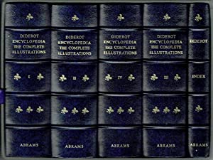 Diderot Encyclopedia : The Complete Illustrations 1762-1777 (5 volumes)
