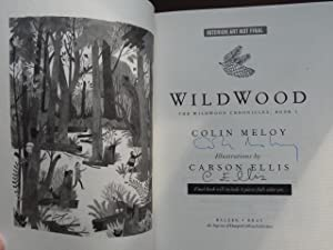 Wildwood *Signed: Meloy, Colin
