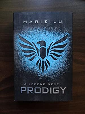 Prodigy: A Legend Novel: Marie Lu