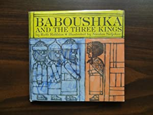 Baboushka and the Three Kings: Robbins, Ruth