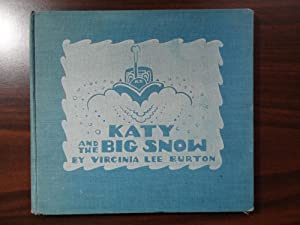 Katy and the Big Snow **1st Printing: Burton, Virginia Lee