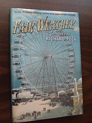 Fair Weather *Signed 1st: Peck, Richard