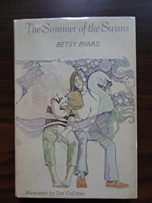 The Summer of the Swans **First Edition, Newbery Medal: Byars, Betsy