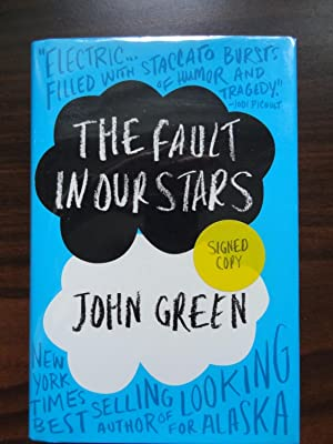 The Fault in Our Stars **Signed 1st: Green, John