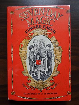 Seven-Day Magic: Eager, Edward