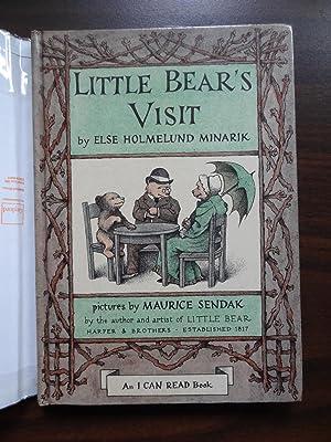 Little Bear's Visit: Minarik, Else Homelund