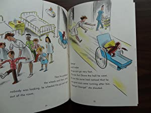 Curious George Goes the Hospital: Rey, H. A., Rey, Margaret