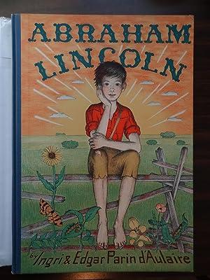 Abraham Lincoln *Caldecott Medal 1st: d'Aulaire, Ingri and Edgar