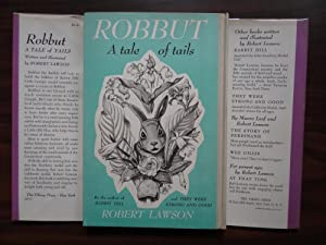 Robbut: a Tale of Tails: Lawson, Robert
