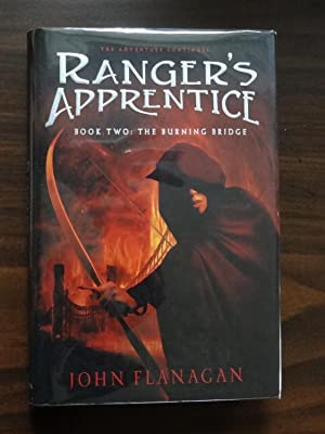 The Burning Bridge (Book Two, Ranger's Apprentice Book One): Flanagan, John
