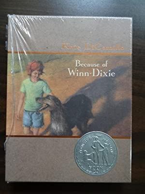 Because of Winn-Dixie Slipcased Gift Edition: DiCamillo, Kate