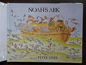 Noah's Ark **Signed Caldecott Medal: Spier, Peter
