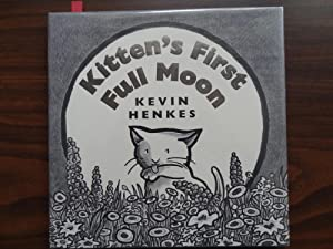 Kitten's First Full Moon *Signed 1st Caldecott Medal, with award banquet Program