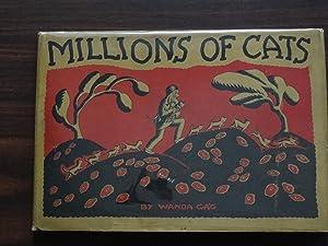 Millions of Cats: Gag, Wanda; Wanda