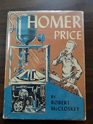 Homer Price **1st: McCloskey, Robert