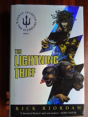 The Lightning Thief: Riordan, Rick