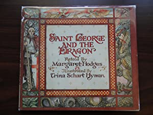 Saint George and the Dragon: Hodges, Margaret (retold by)