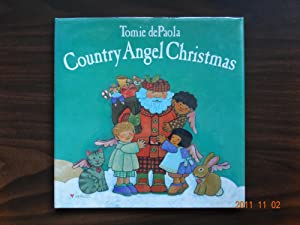 Country Angel Christmas *Signed 1st: DePaola, Tomie.