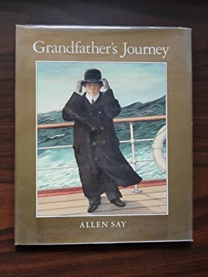 Grandfather's Journey: Say, Allen