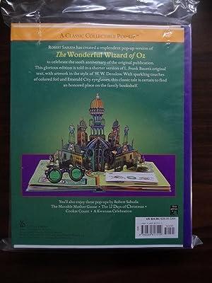 The Wonderful Wizard of Oz. A Commemorative Pop-up.: Baum, L. Frank