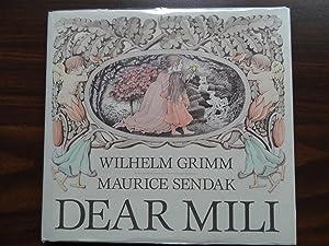 Dear Mili: Grimm, Wilhelm