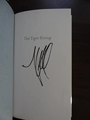 The Tiger Rising *Signed 1st: Dicamillo, Kate
