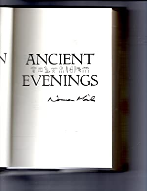 Ancient Evenings: Mailer, Norman
