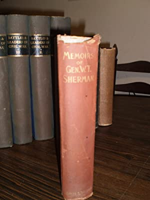 Memoirs of: Sherman, W. T. Gen.