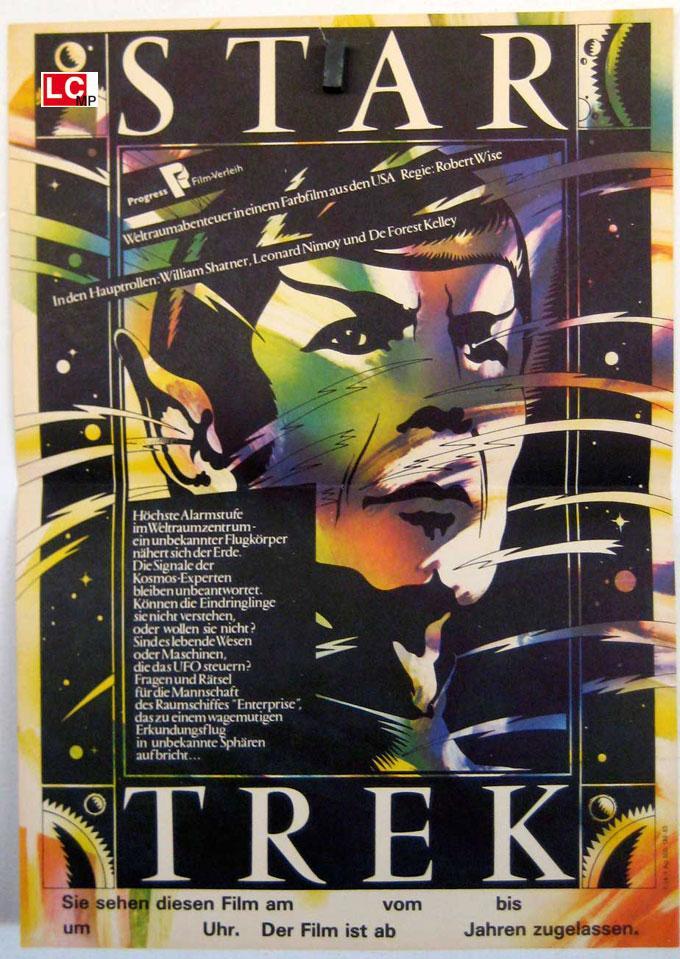 STAR TREK: THE MOTION PICTURE MOVIE POSTER/STAR TREK/POSTER