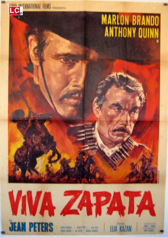 VIVA ZAPATA! re MOVIE POSTER/VIVA ZAPATA/POSTER