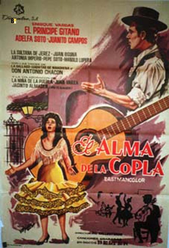 El Alma De La Copla Movie Poster Alma De La Copla El Poster Vialibri