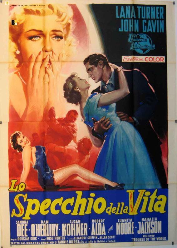 Imitation of life movie poster specchio della vita lo poster universal benito original movie - Lo specchio della vita ...
