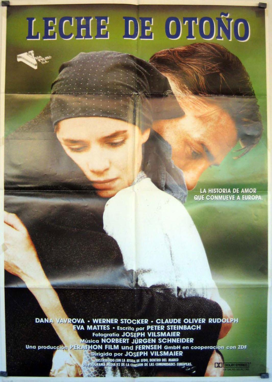 Herbstmilch Movie Poster Leche De Otono Poster Benito Original