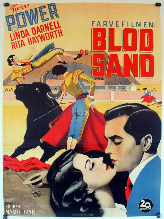 Blood and sand film