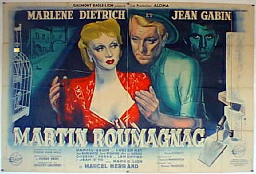 martin roumagnac