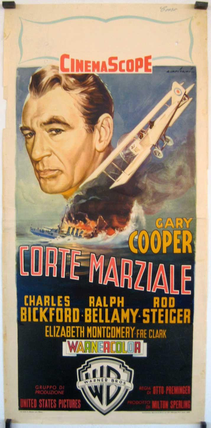 the courtmartial of billy mitchell movie postercorte