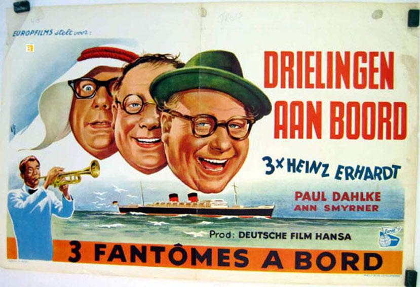 Drillinge An Bord Movie Poster 3 Fantomes A
