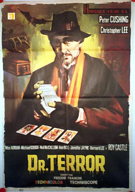 DR. TERROR S HOUSE OF HORRORS MOVIE POSTER/DR. TERROR/POSTER